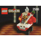 LEGO The Crazy King Set 2586