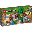 LEGO The Creeper Mine Set 21155 Packaging