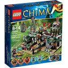 LEGO The Croc Swamp Hideout Set 70014 Packaging
