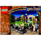 LEGO The Dueling Club Set 4733 Instructions