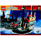LEGO The Durmstrang Ship Set 4768-1 Instructions