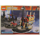 LEGO The Durmstrang Ship Set (Target exclusive) 4768-2 Instructions