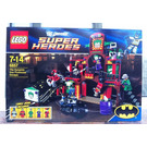 LEGO The Dynamic Duo Funhouse Escape Set 6857 Packaging