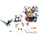 LEGO The Elvenstar Tree Bat Attack Set 41196