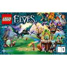 LEGO The Elvenstar Tree Bat Attack Set 41196 Instructions