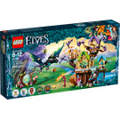 LEGO The Elvenstar Tree Bat Attack Set 41196 Packaging