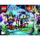 LEGO The Elves' Treetop Hideaway Set 41075 Instructions