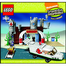 LEGO The Emergency Room Set 3832 Instructions