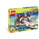 LEGO The Emergency Room Set 3832 Packaging