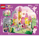 LEGO The Enchanted Palace Set 5808 Instructions