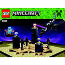 LEGO The Ender Dragon Set 21117 Instructions