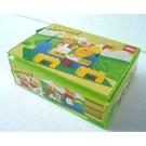 LEGO The Fabuland Big Band Peter Pig and Gabriel Gorilla Set 3631 Packaging