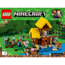 LEGO The Farm Cottage  Set 21144 Instructions