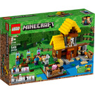 LEGO The Farm Cottage  Set 21144 Packaging