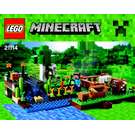LEGO The Farm Set 21114 Instructions