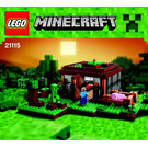 LEGO The First Night Set 21115 Instructions