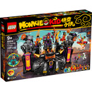 LEGO The Flaming Foundry Set 80016 Packaging