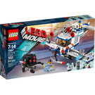 LEGO The Flying Flusher Set 70811 Packaging
