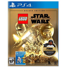 LEGO The Force Awakens PS 4 Video Game – Deluxe Edition (5005136)
