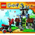 LEGO The Gatehouse Raid Set 70402 Instructions