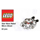 LEGO The Ghost micro-model Set TRUGHOST