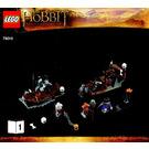 LEGO The Goblin King Battle Set 79010 Instructions