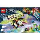 LEGO The Goblin King's Evil Dragon Set 41183 Instructions