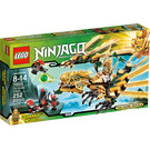 LEGO The Golden Dragon Set 70503 Packaging