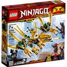 LEGO The Golden Dragon Set 70666 Packaging