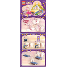 LEGO The Good Fairy's Bedroom Set 5823 Instructions