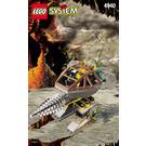 LEGO The Granite Grinder Set 4940 Instructions