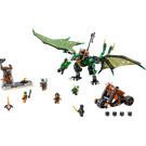 LEGO The Green NRG Dragon Set 70593