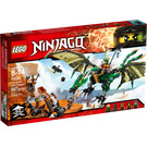 LEGO The Green NRG Dragon Set 70593 Packaging