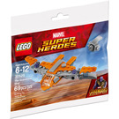LEGO The Guardians' Ship Set 30525 Packaging