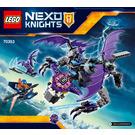 LEGO The Heligoyle Set 70353 Instructions