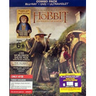 LEGO The Hobbit - An Unexpected Journey Blu-ray with Bilbo Baggins Minifigure (LOTRDVDBD)