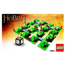 LEGO The Hobbit: An Unexpected Journey Set 3920 Instructions