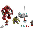 LEGO The Hulk Buster Smash Set 76031
