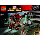 LEGO The Hulk Buster Smash Set 76031 Instructions