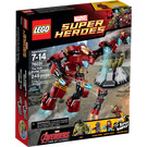 LEGO The Hulk Buster Smash Set 76031 Packaging