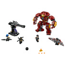 LEGO The Hulkbuster Smash-Up Set 76104