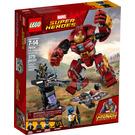 LEGO The Hulkbuster Smash-Up Set 76104 Packaging