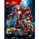 LEGO The Hulkbuster: Ultron Edition Set 76105 Instructions