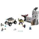 LEGO The Hydra Fortress Smash Set 76041