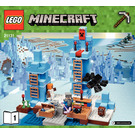 LEGO The Ice Spikes Set 21131 Instructions
