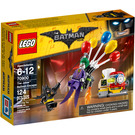 LEGO The Joker Balloon Escape Set 70900 Packaging