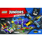LEGO The Joker Batcave Attack Set 10753 Instructions