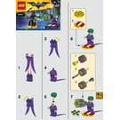 LEGO The Joker Battle Training Set 30523 Instructions