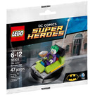 LEGO The Joker Bumper Car Set 30303 Packaging