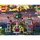 LEGO The Joker Manor Set 70922 Instructions